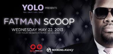 YOLO presents Fatman Scoop